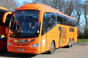 Voel Coaches 70 years