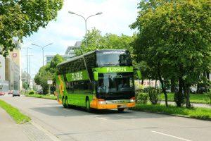 Flixbus hydrogen coach