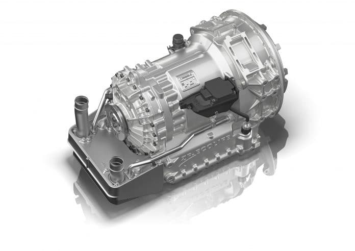 ZF EcoLife 2 automatic gearbox