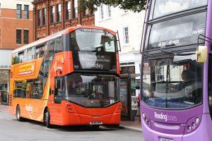 Bus patronage