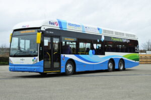 First Bus zero-emission