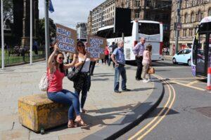 Honk for Hope Edinburgh