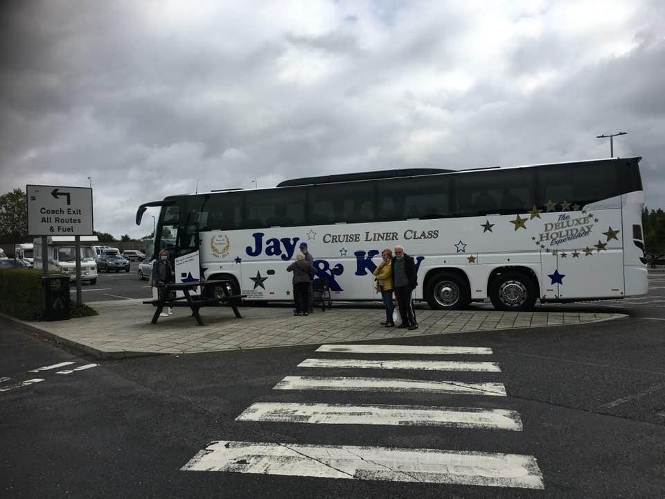 Jay and Kay Coach Tours - Paignton visit