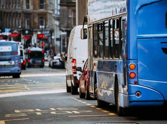 Scotland bus funding