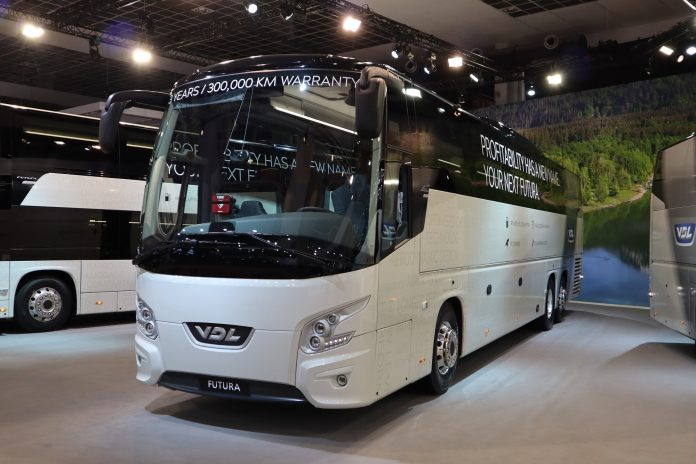 VDL Bus and Coach UK formed