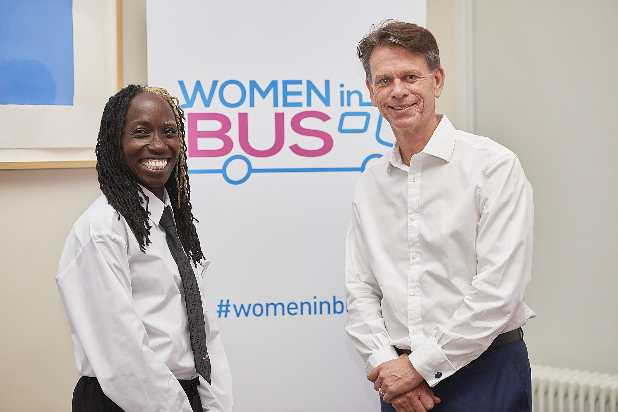 women in bus initiative go-ahead