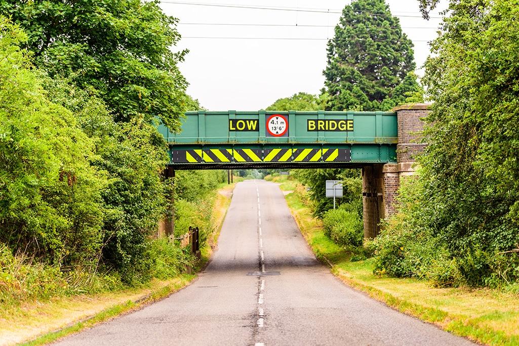 Bridge strike penalties