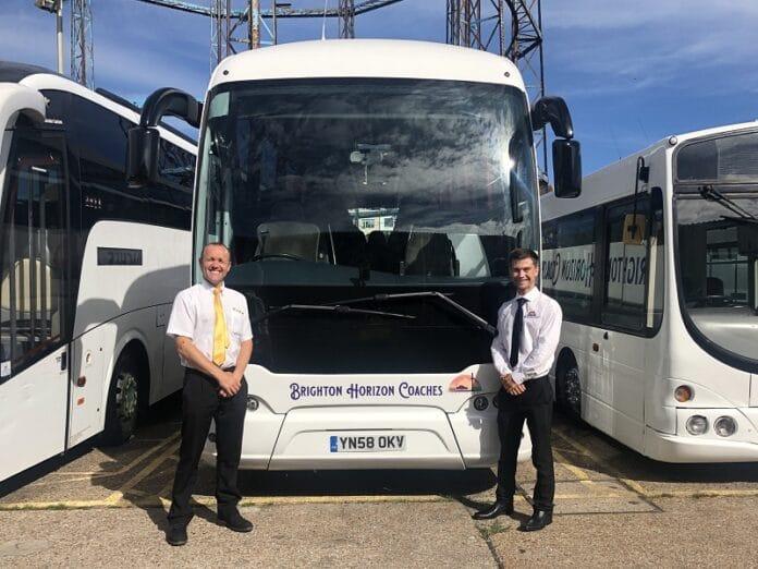 Brighton Horizon Coaches