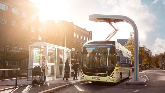 Volvo Buses electric
