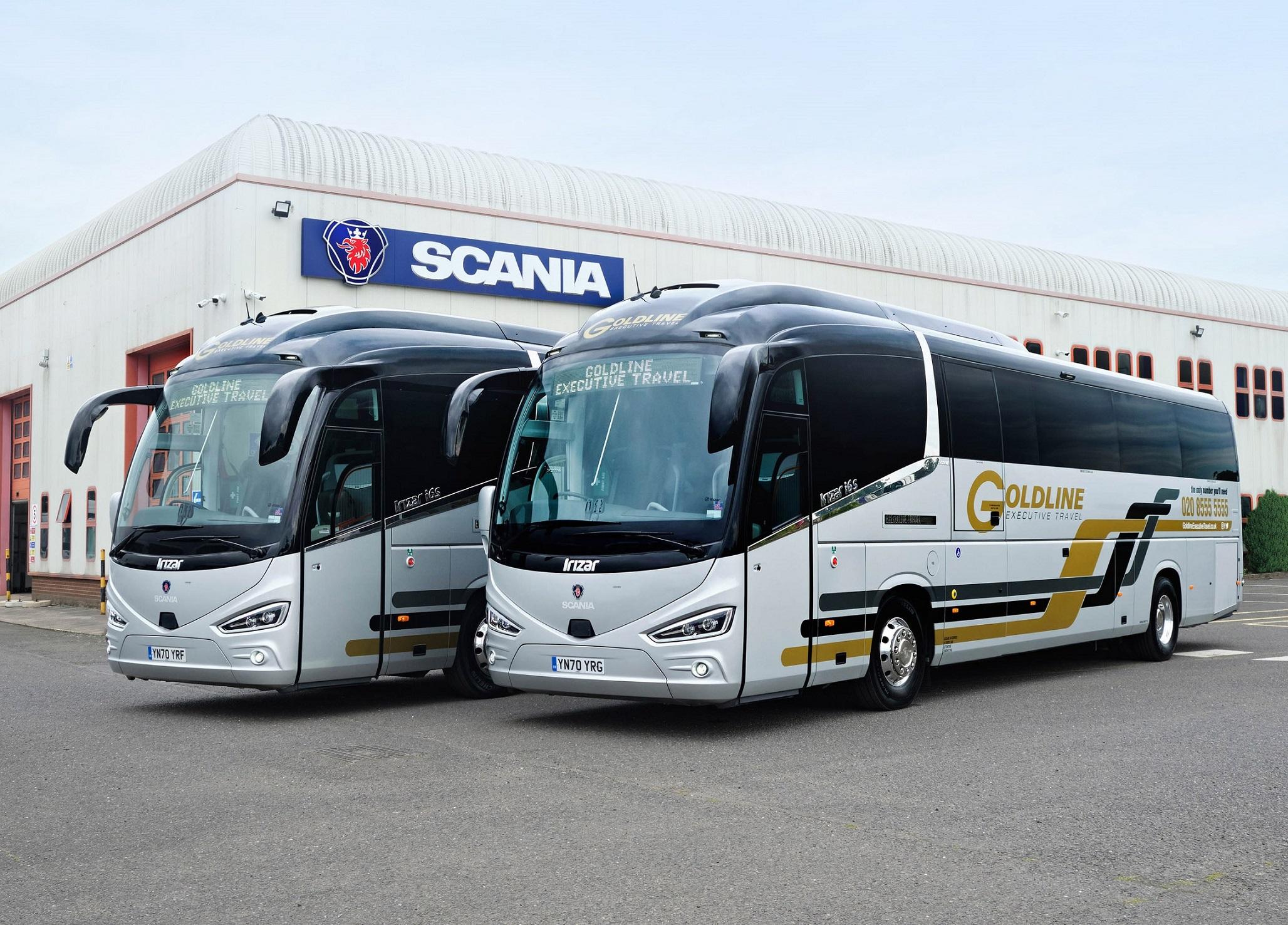 Goldline Executive Travel