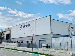Ilesbus PSVAR and accessible models factory