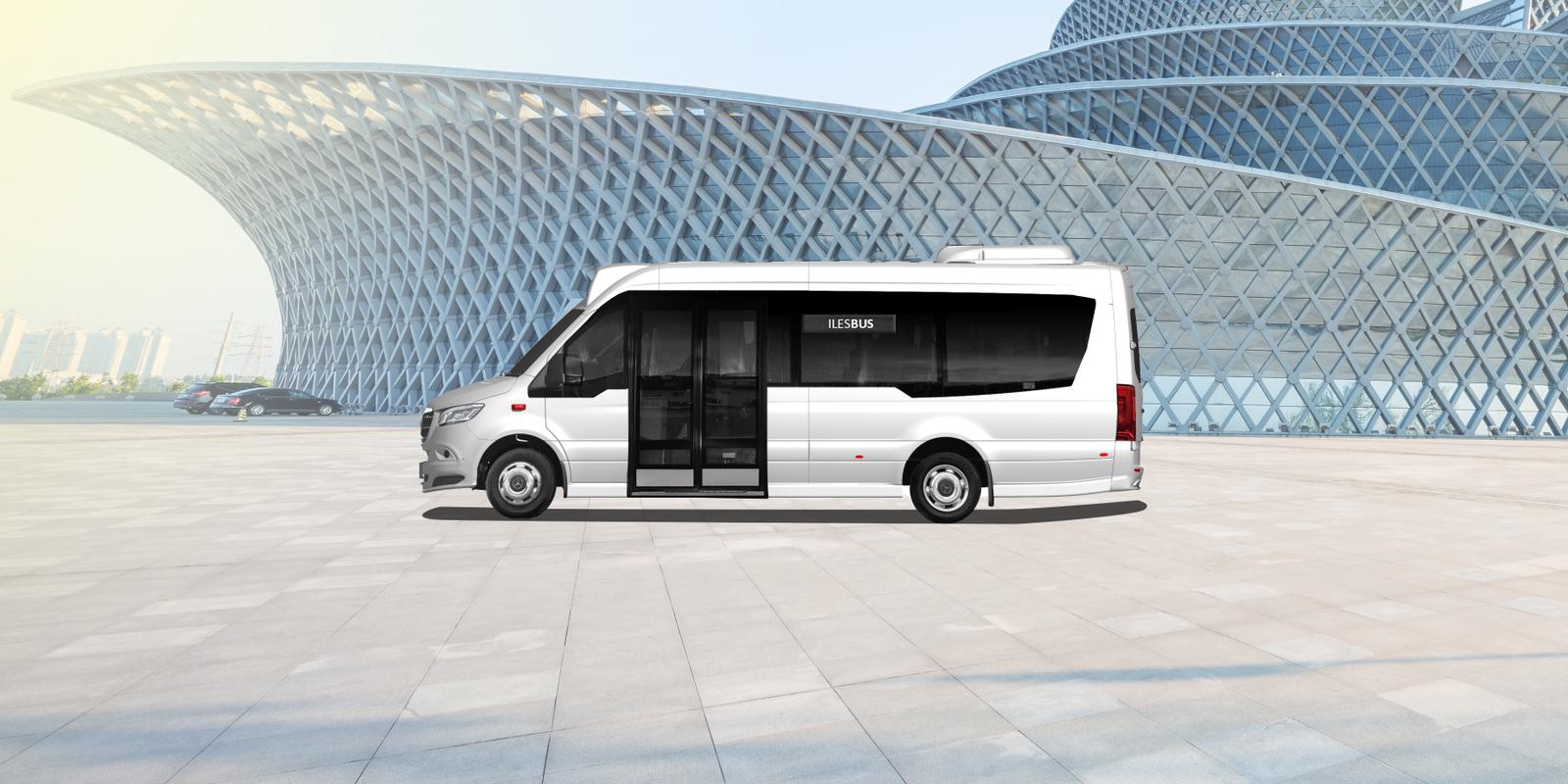 Ilesbus PSVAR and accessible small coaches