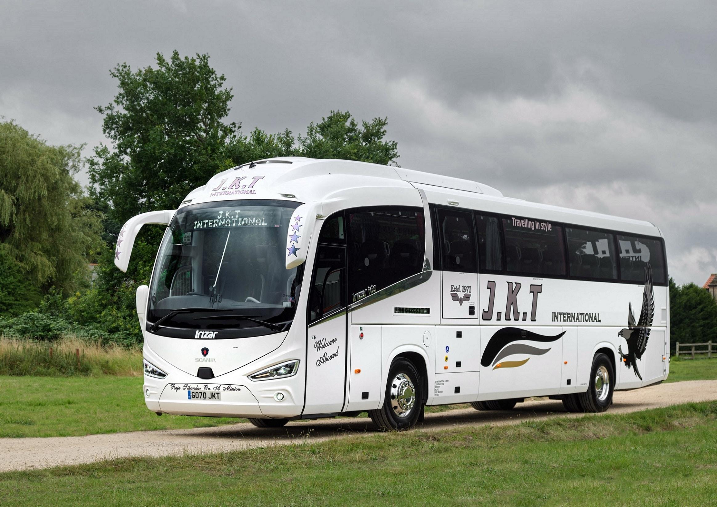 JKT International Scania Irizar i6S