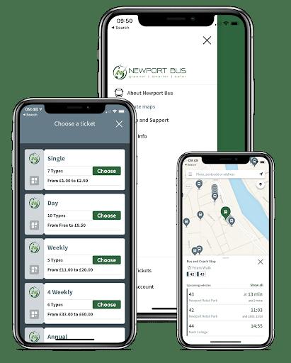 Newport Group app