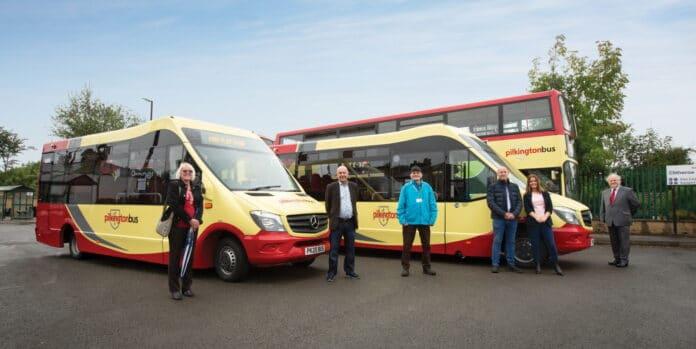 Pilkington Bus LCC contract