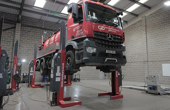 Totalkare Mobile Column Lifts