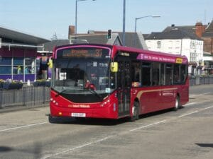 Long-term bus funding called for by UTG