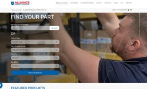 Alliance Transport Technologies parts ordering