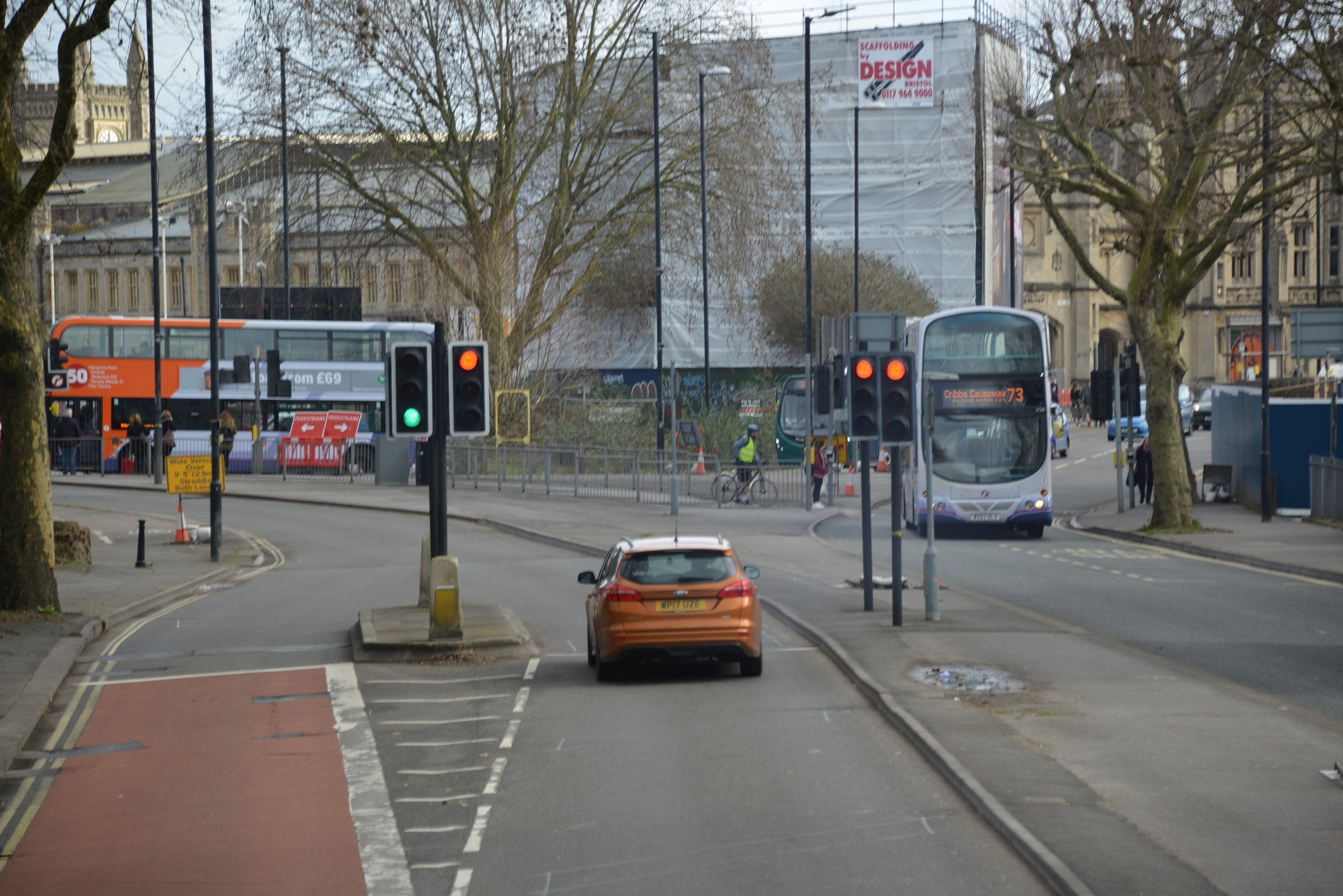 Bristol Traffic Clean Air Zone