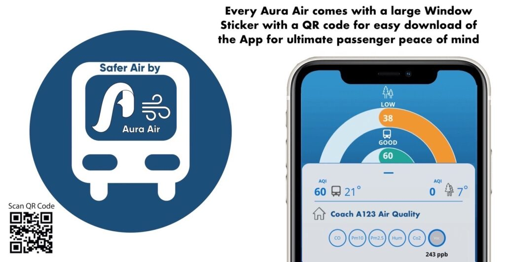 Coach Sticker with Coach App