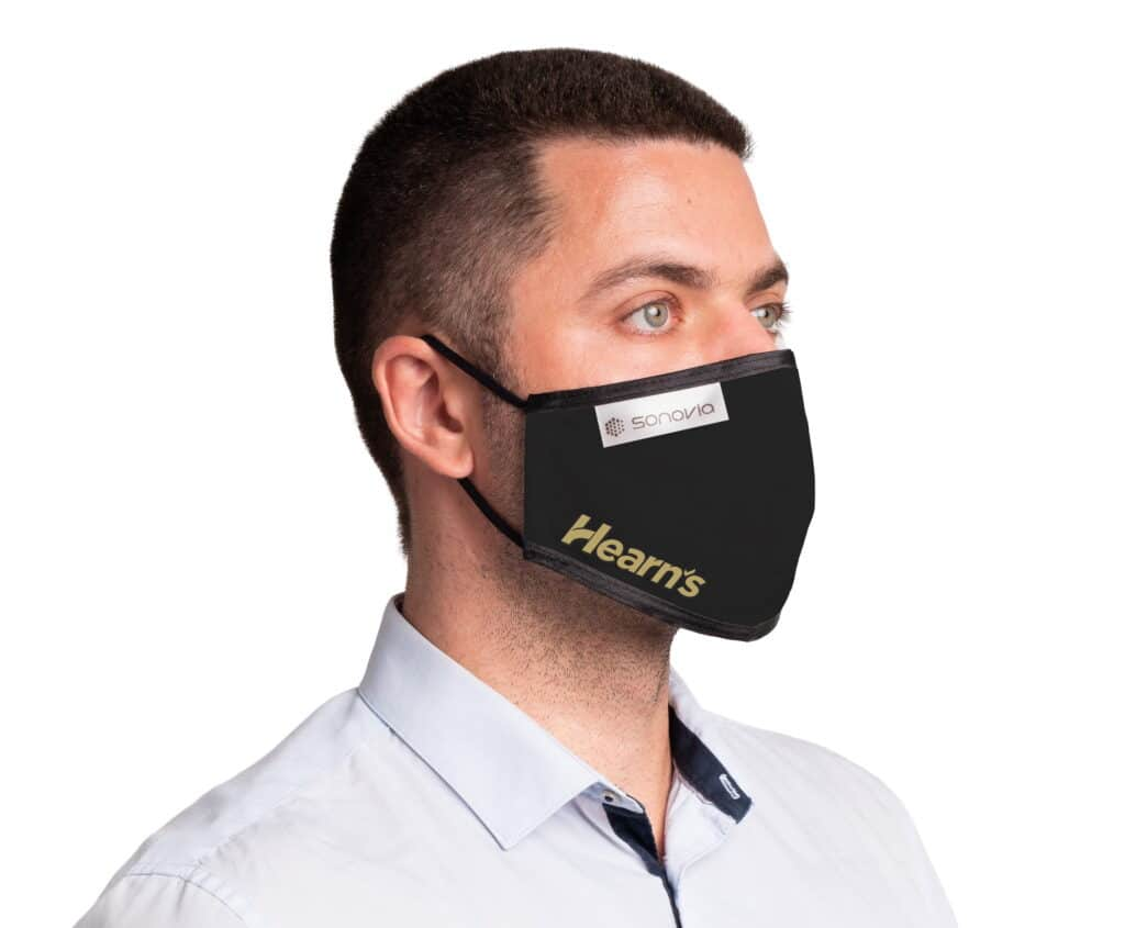 Hearns Sonovia mask
