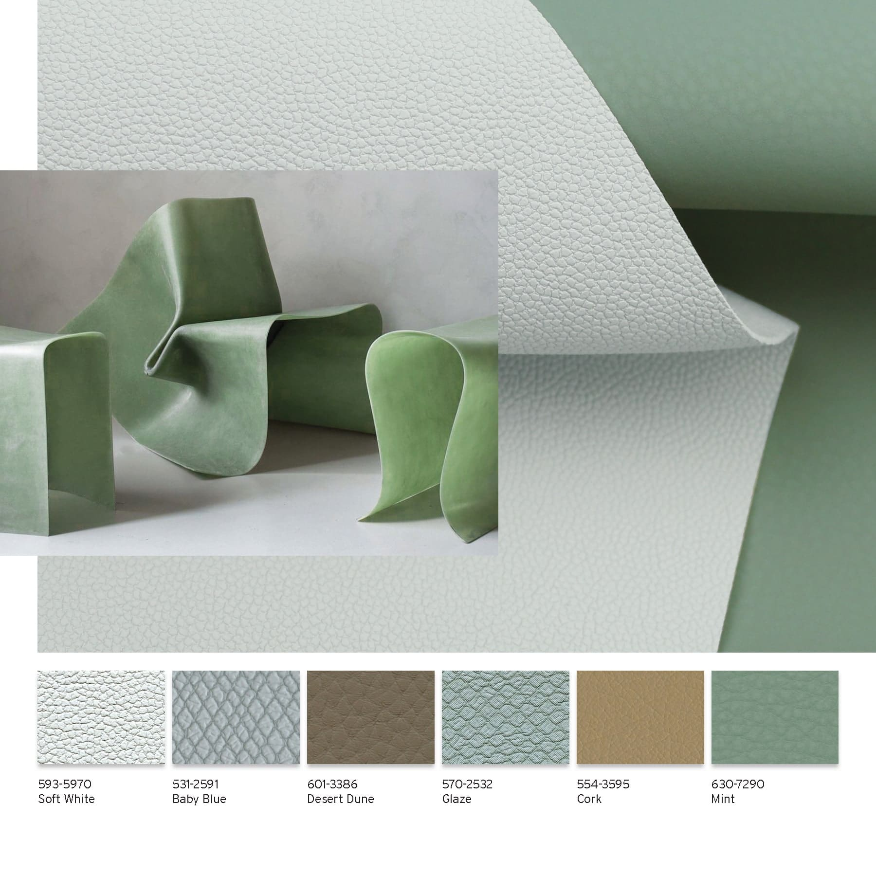Ultrafabrics mineral spring trend 2020