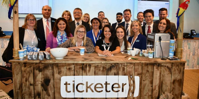 Ticketer at Coach and Bus UK 2019