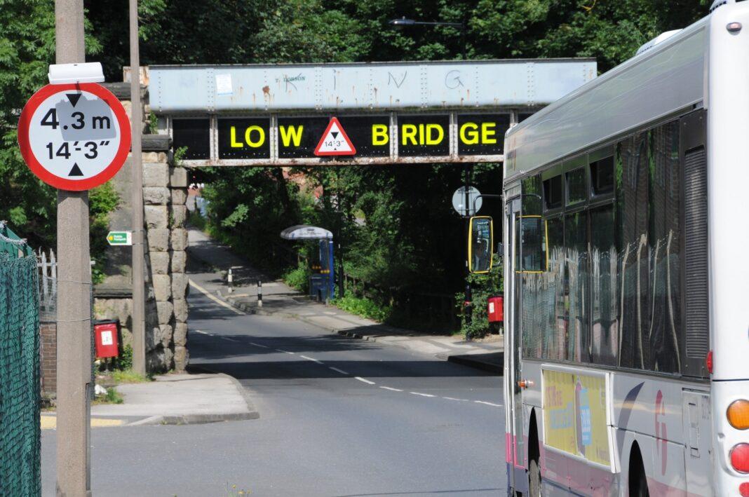 Bridge strikes