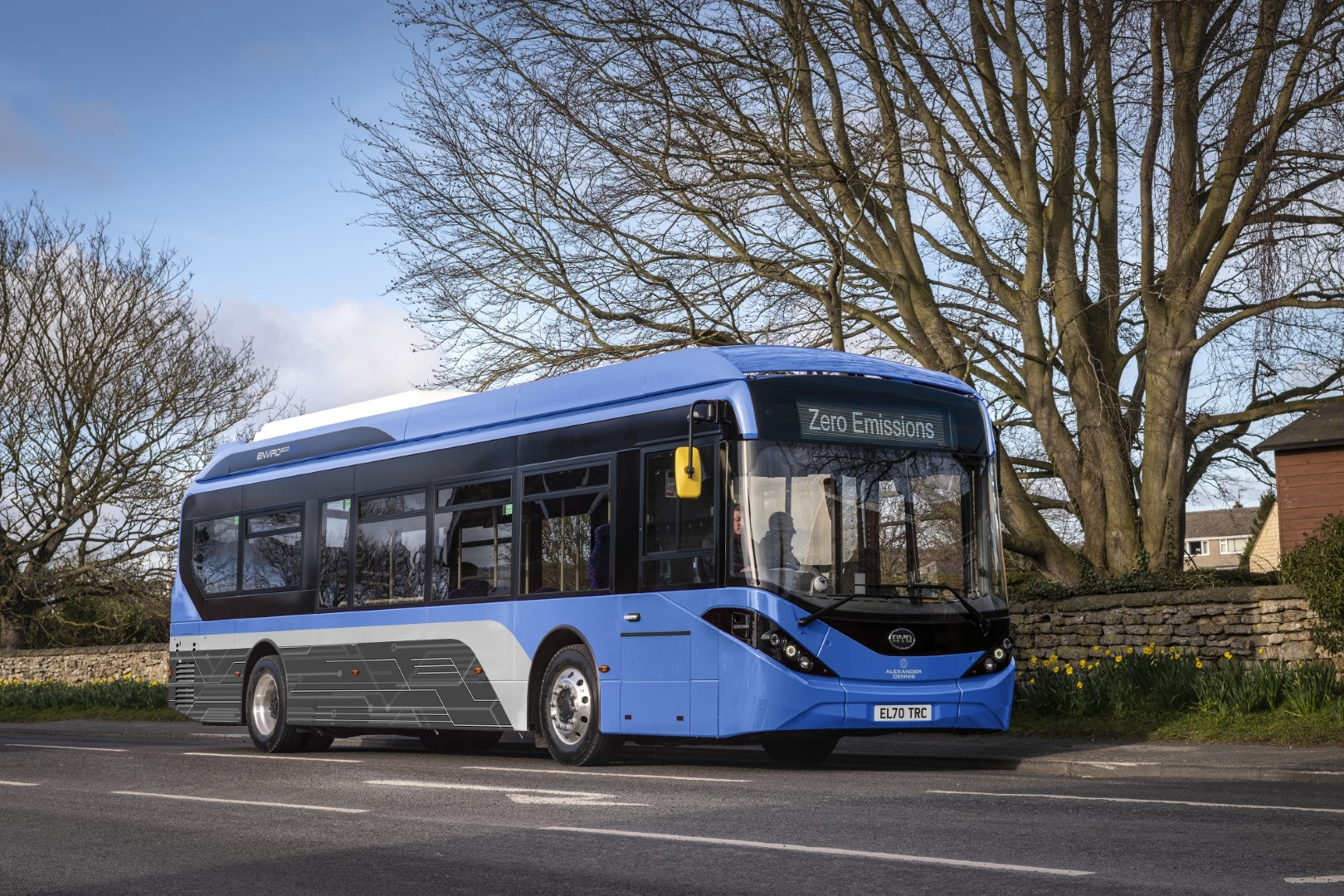 4000 zero-emission buses