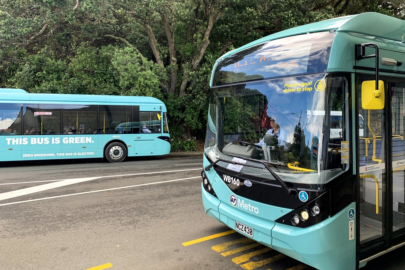 Tri-axle Enviro200EV coming to New Zealand