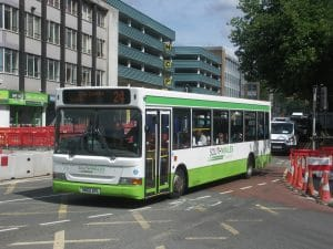 Bus use figures