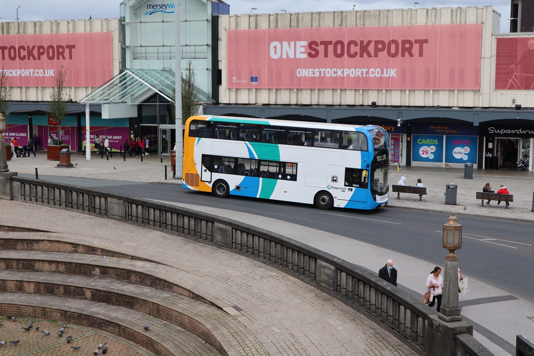 Manchester bus franchising