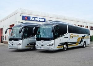 Irizar PSVAR conversion