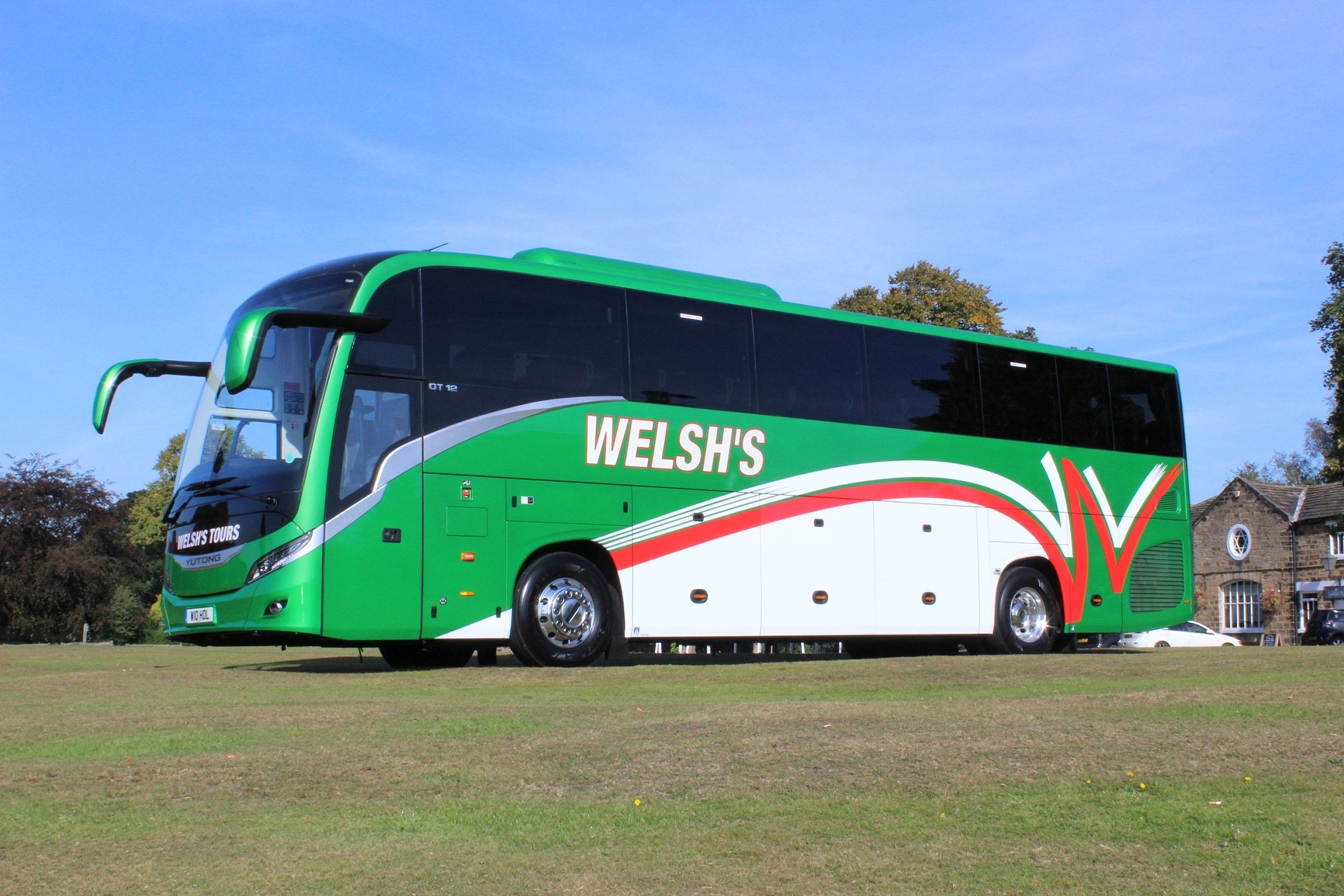 Ultra Low Emission Coach Definition Challenging Says Lowcvp Routeone