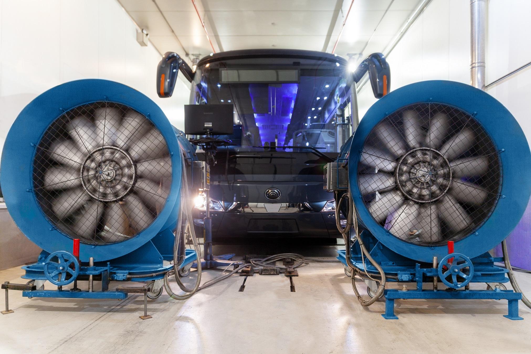 Ultra Low Emission Coach scheme