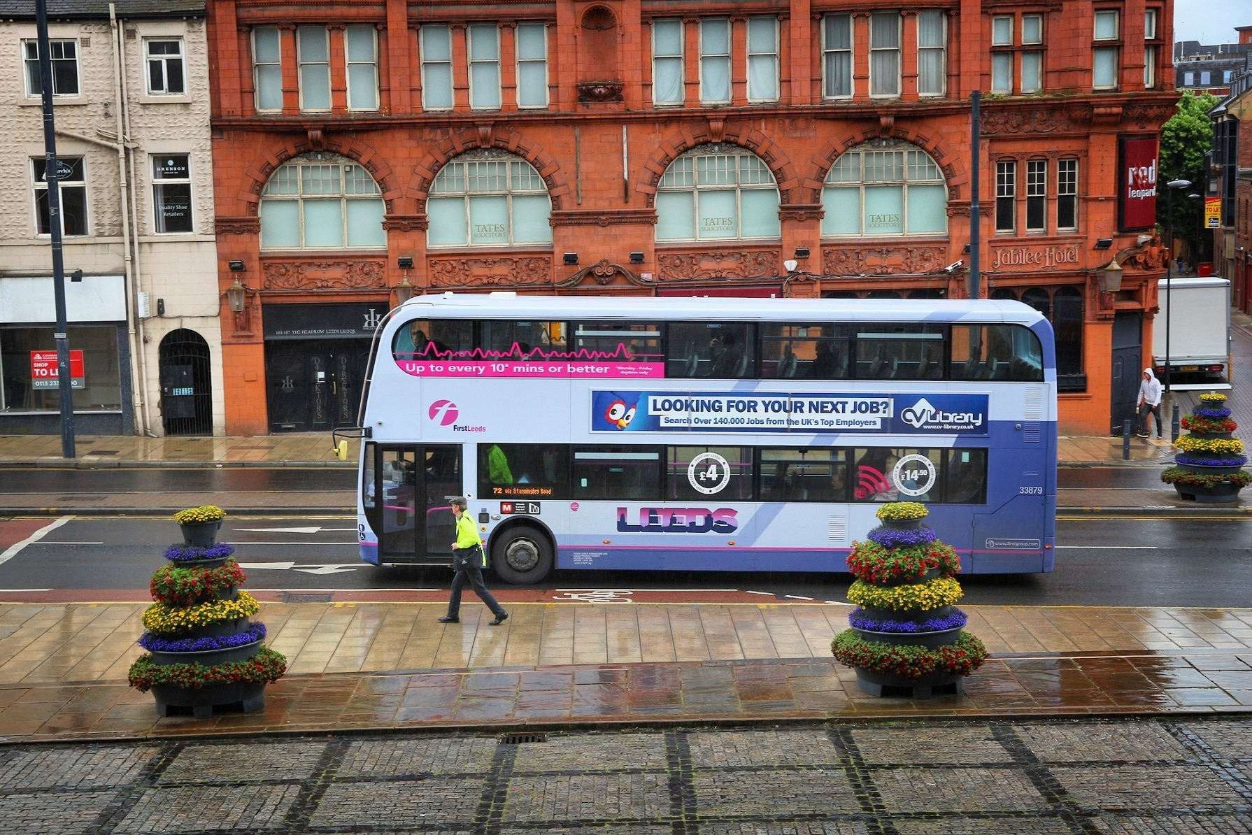 West Yorkshire enhanced bus partnership plans