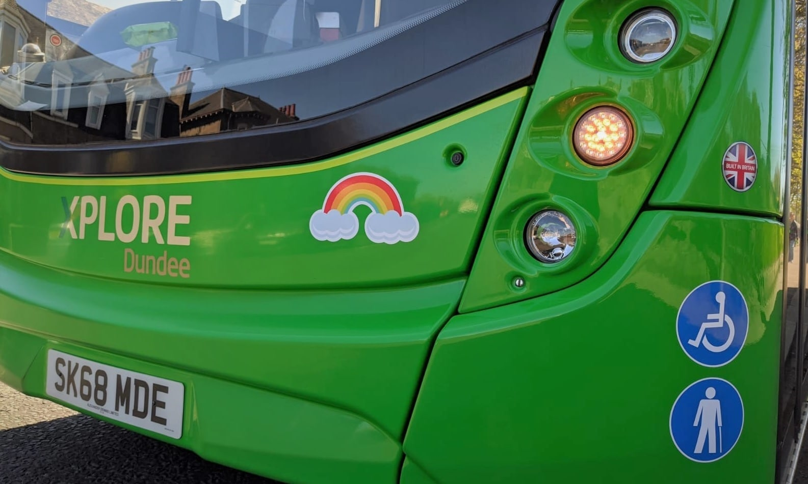 McGills Buses purchases Xplore Dundee