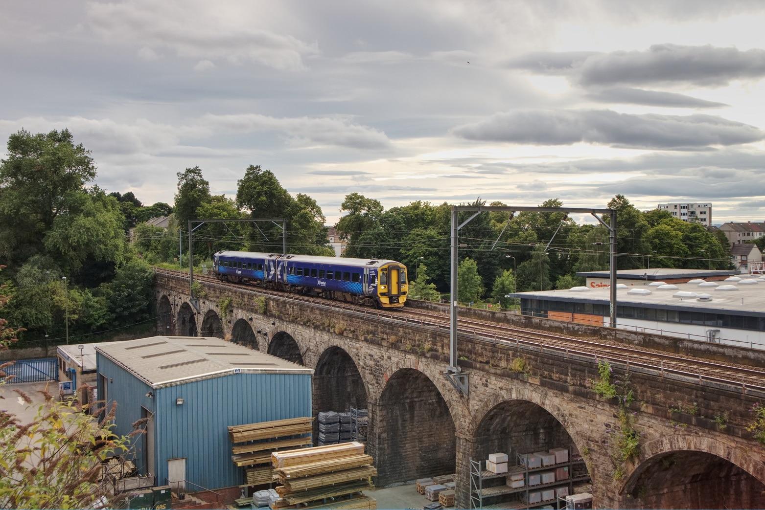 Rail replacement PSVAR exemption