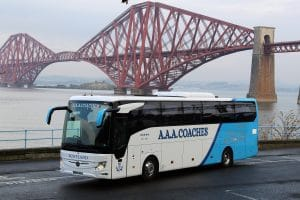 Possible Scottish coach industry support package