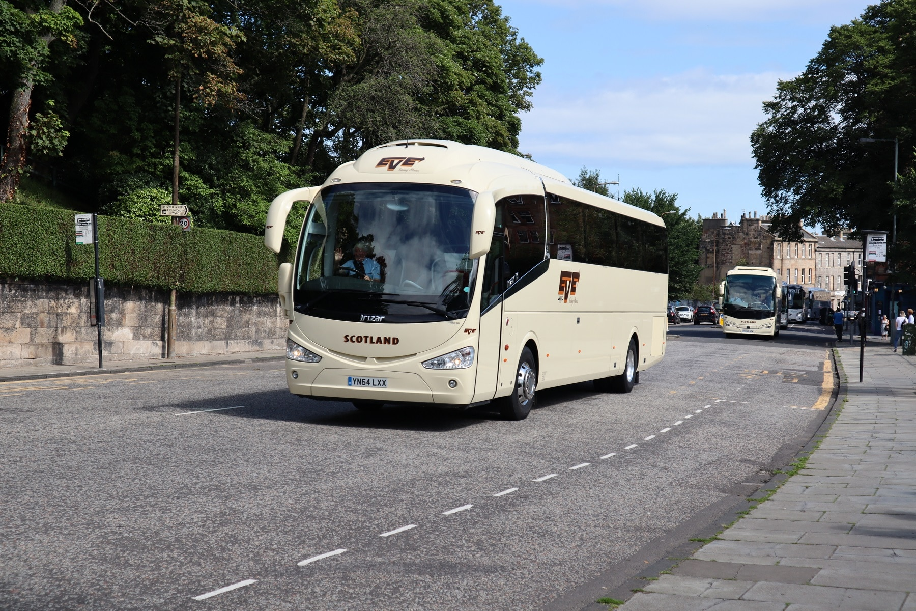 Possisble Scottish coach industry support package