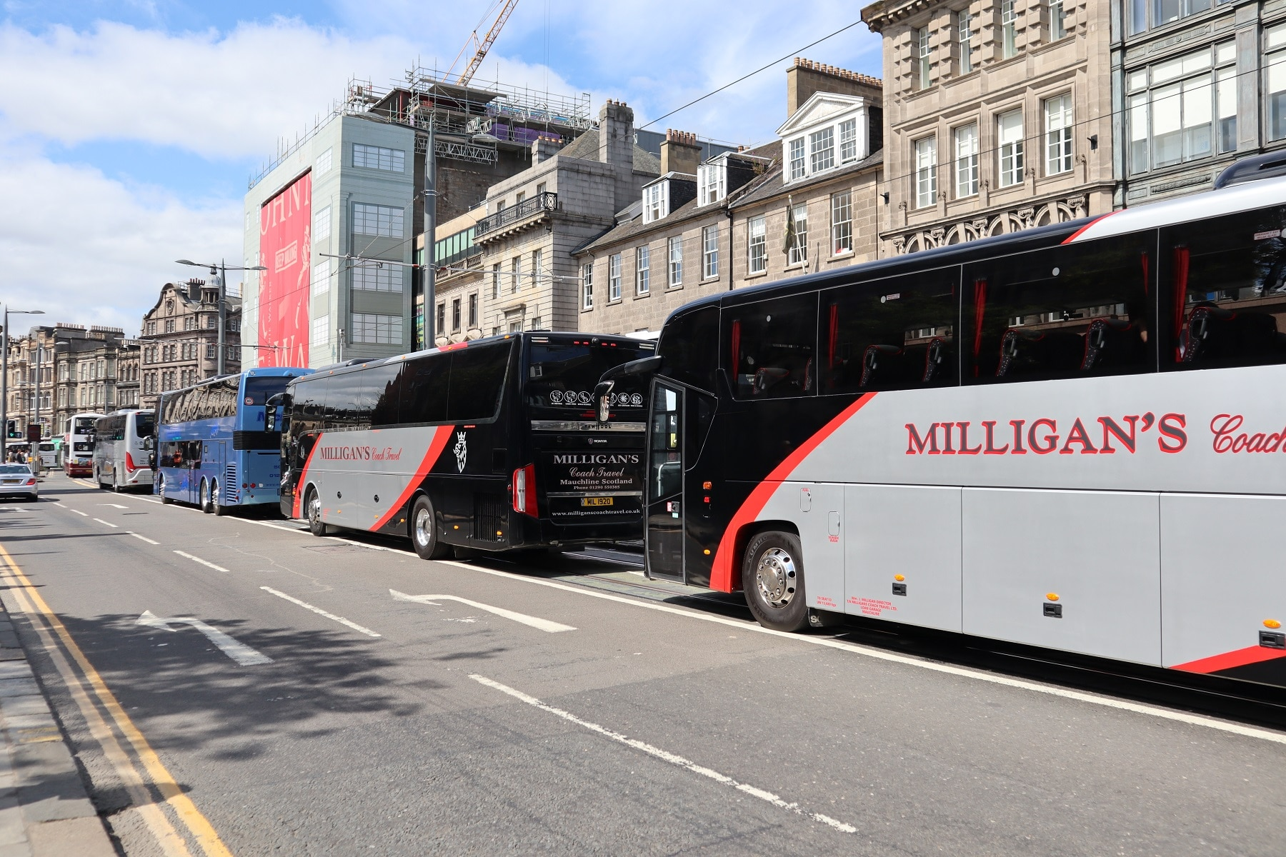 Scottish coach industry support package announced