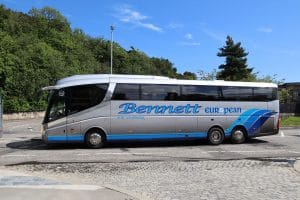 Scottish coach industry support package