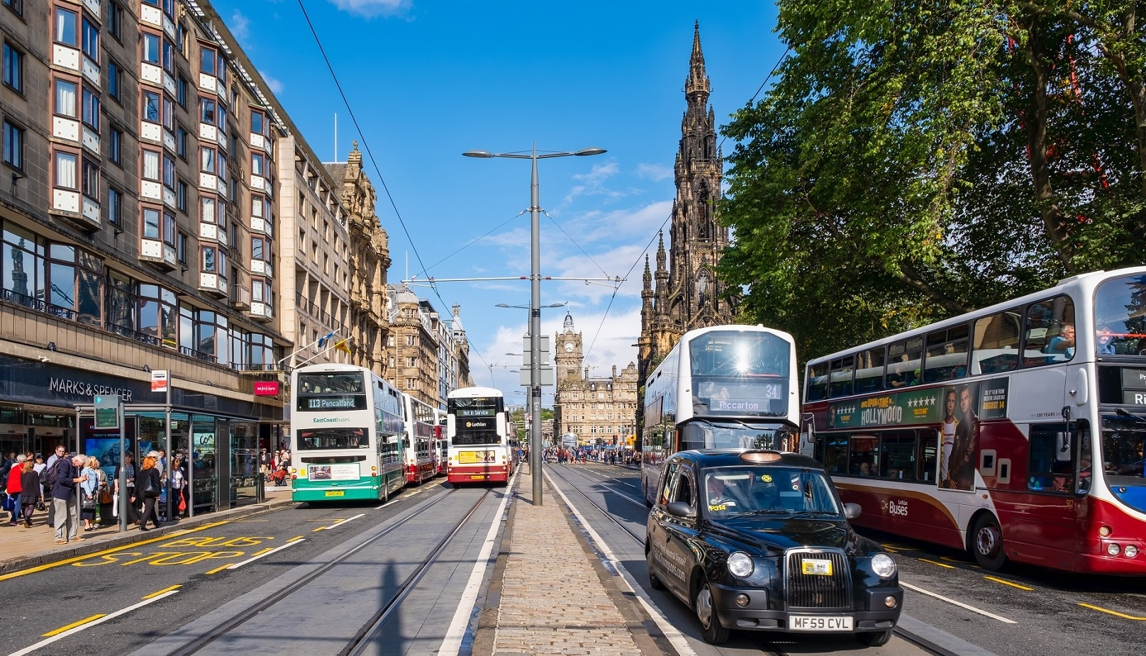 Scottish government £29m funding for buses