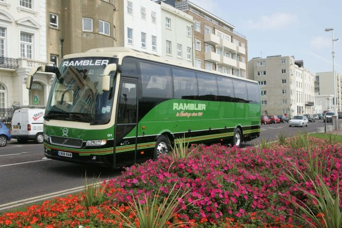 Coach operators to receive Additonal Restrictions Grant funding