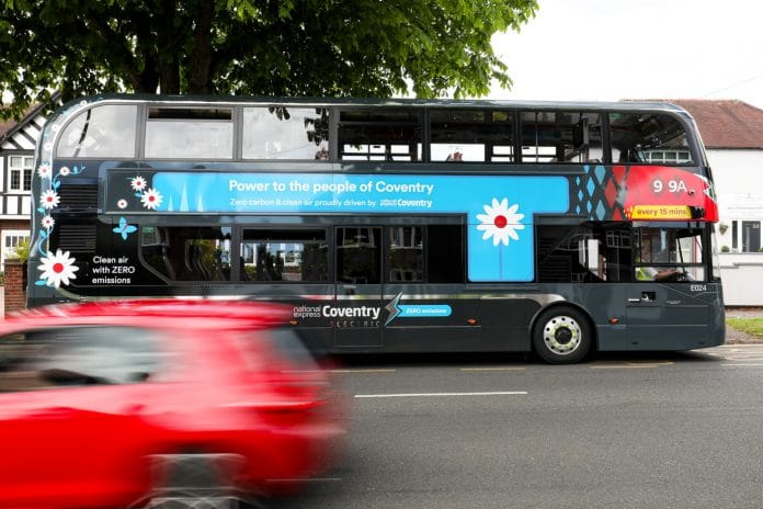 All Electric Bus Town winners announced
