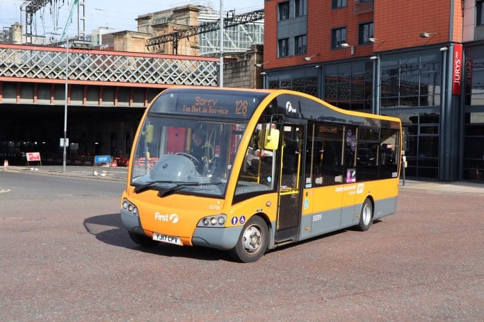 Bus Taskforce for Scotland called for by SPT