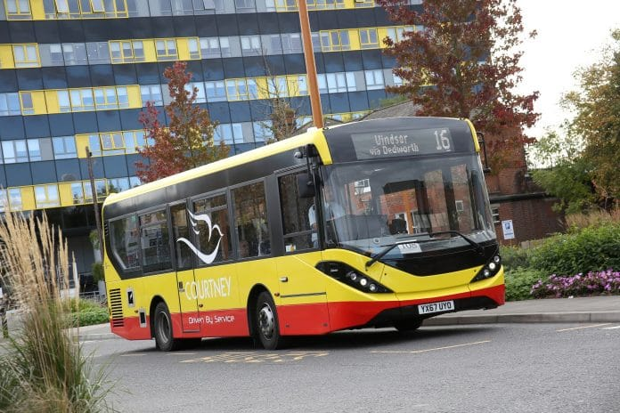 DfT tell bus operators in England that an average 80% service level is expected