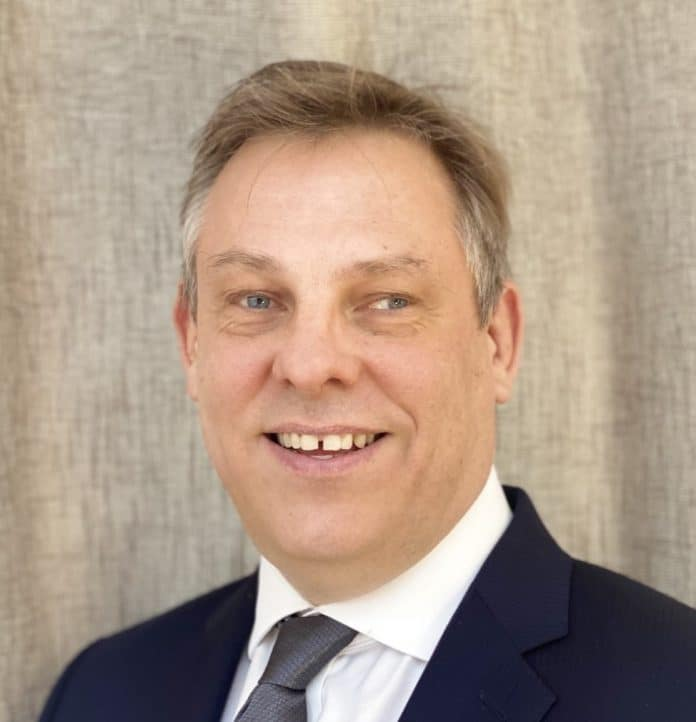 Doug Claringbold, First West of England Managing Director