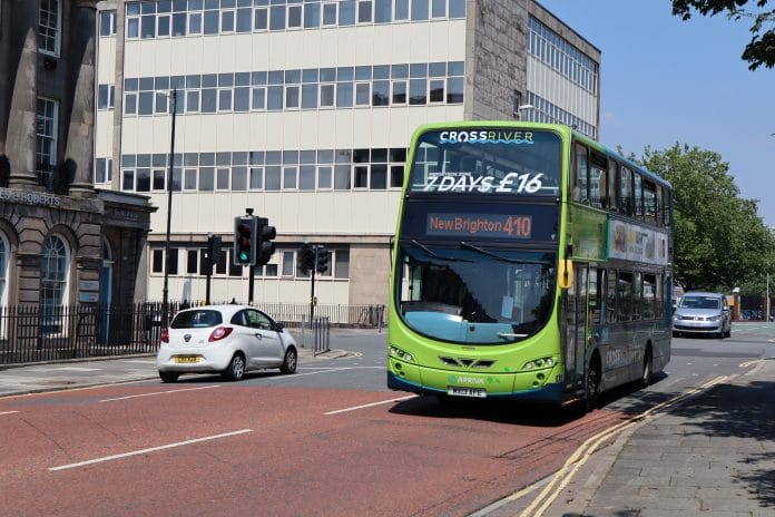 Bus service temporary variations emergency procedure introduced in England