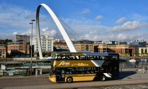 Bus service temporary variations advice changes by TCs